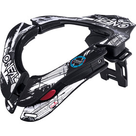 O'Neal Tron Neckbrace shocker black/white